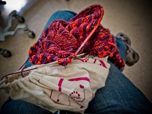 knitting in ccu-3
