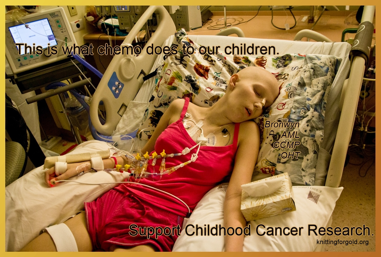 c85b28fc415 Childhood Cancer Awareness Month: 8 Brutal Truths to Choke On | Gold ...